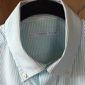 Southern Tide Long-Sleeve Button-down Shirt